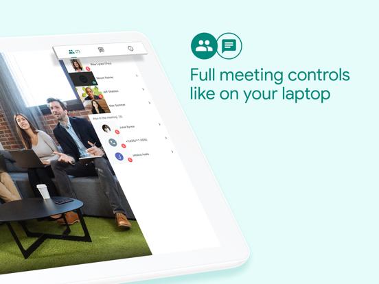 Hangouts Meet-ipad-2