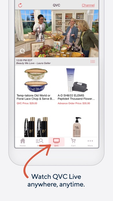 QVC Mobile Shopping (US) wiki review and how to guide