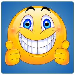 Happy-Emojis Stickers