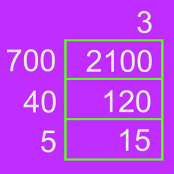 ‎Grid Multiplication