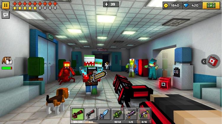 Pixel Gun 3D: FPS PvP Shooter screenshot-3