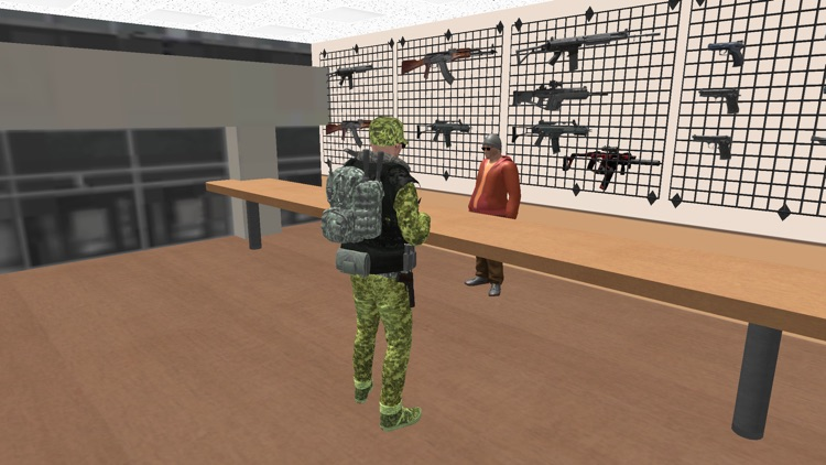 Army Crime Simulator