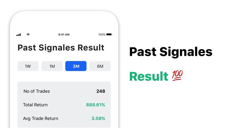 CoinMama Local Bitcoin Signals screenshot-3