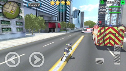 Amazing Rope Police screenshot 17