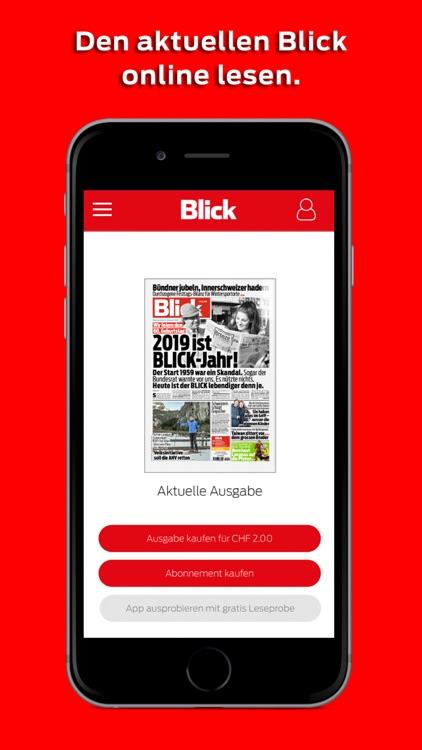 Blick E-Paper