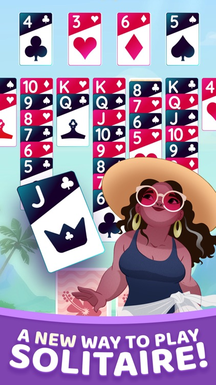 Big Run Solitaire - Card Game