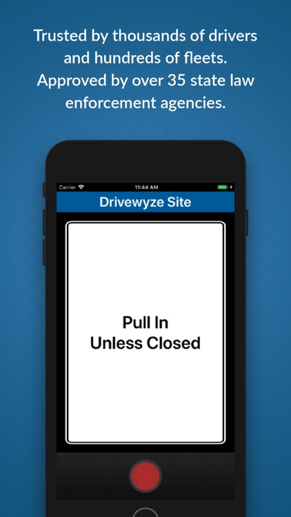 Drivewyze screenshot-3