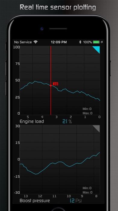 Shift OBD Screenshot