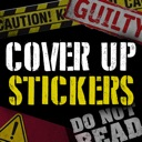 Cover Up Stickers