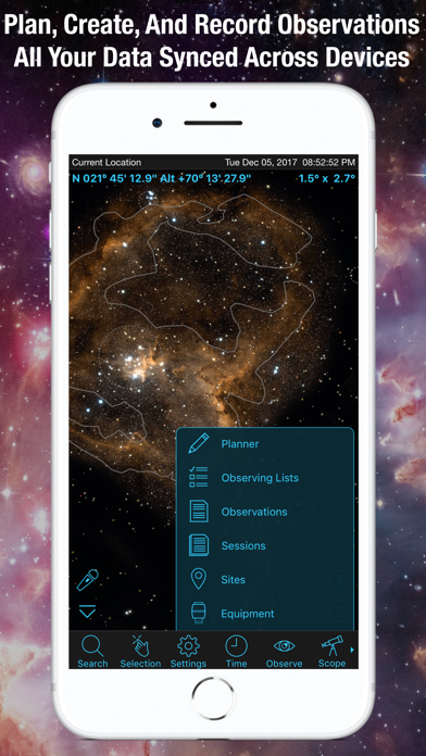 SkySafari 6 Proのおすすめ画像6