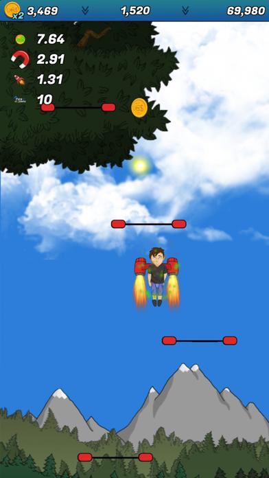 UP - Trampoline Jump screenshot four