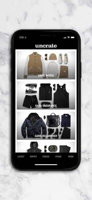 Uncrate on the App Store