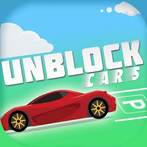 Cars Unblock slide puzzle
