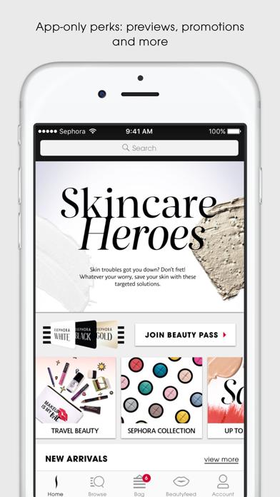 Sephora - Beauty Shopping for Windows