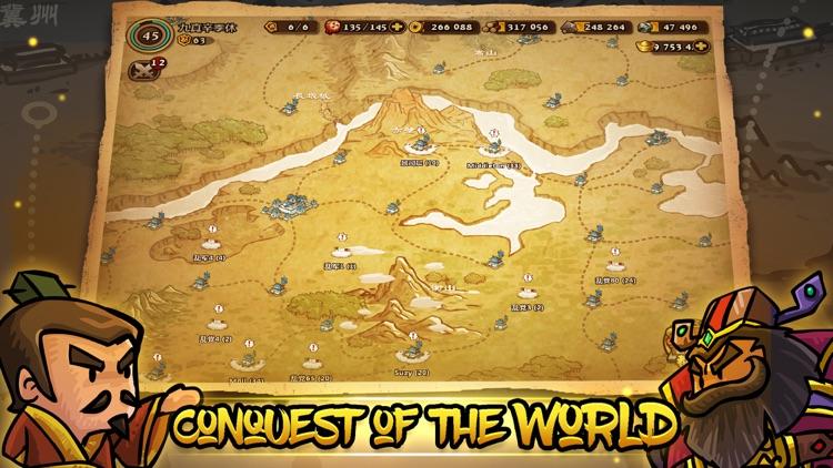 Mini Warriors: Three Kingdoms screenshot-4