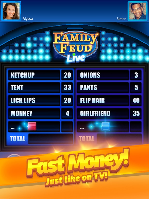 Family Feud® Live! screenshot