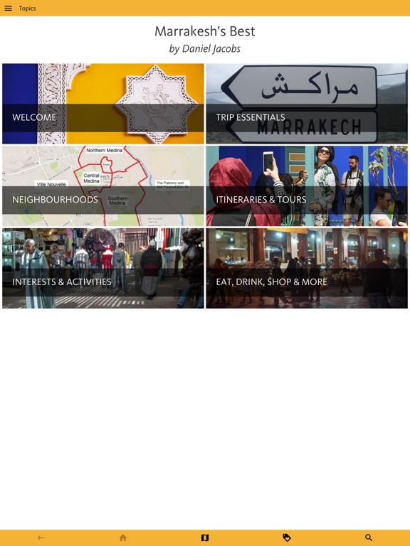 Marrakesh's Best Travel Guide screenshot 10