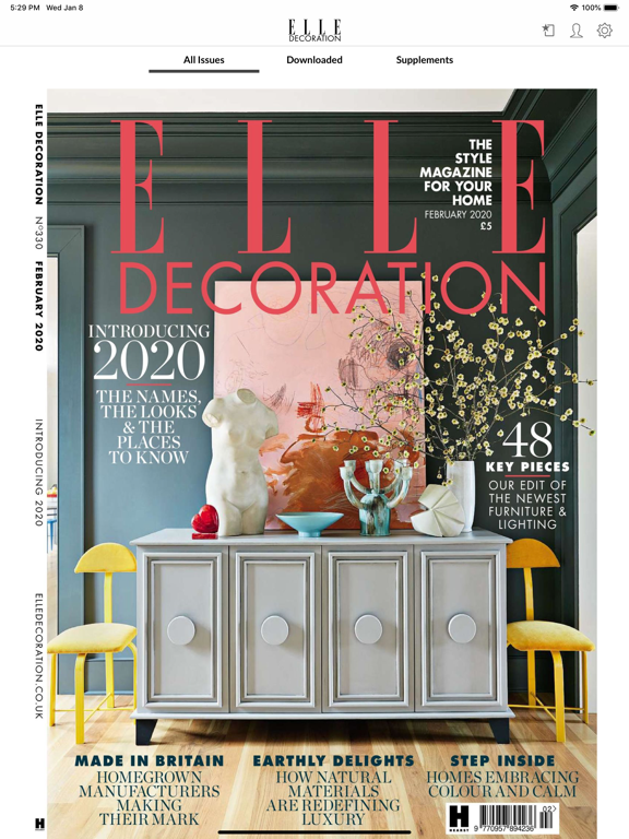 ELLE Decoration UKのおすすめ画像1