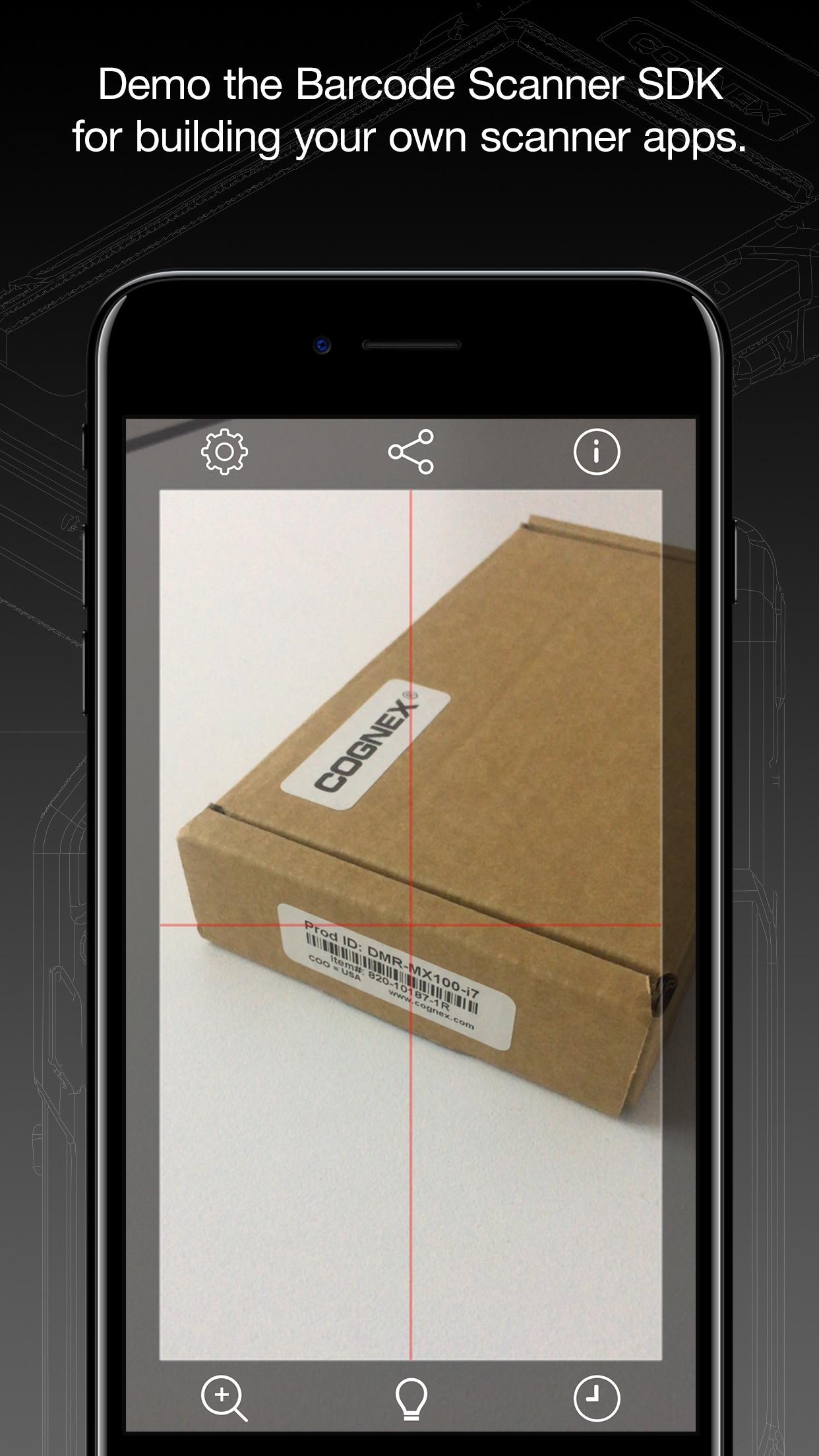 Barcode Scanners Screenshot
