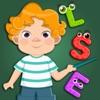 宝宝学英语字母-幼儿生活英语启蒙