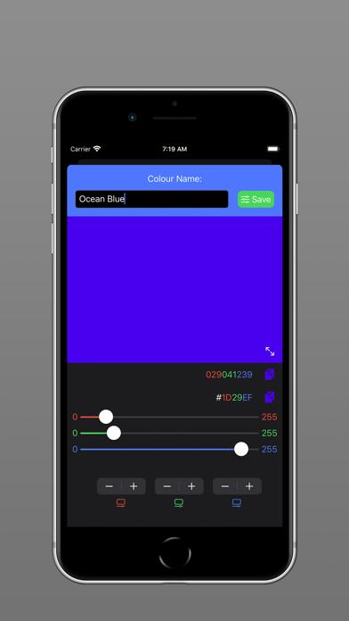 ColorCreator screenshot 4
