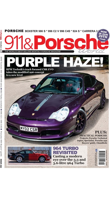 911 & Porsche World Magazine screenshot-8