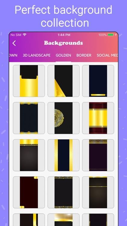 Business Card Maker, Make Card screenshot-7
