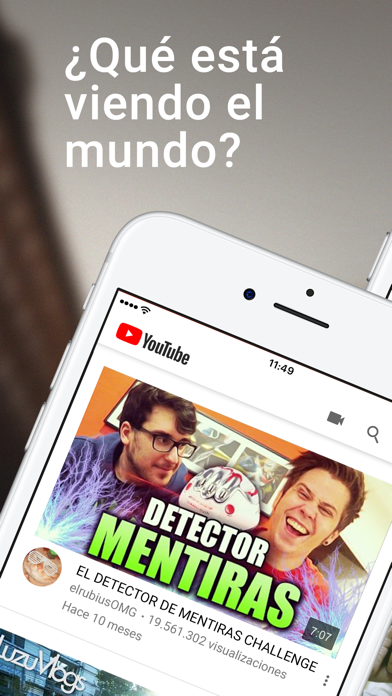 Descargar YouTube para Android