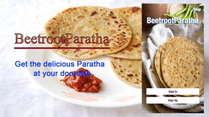BeetrootParatha screenshot #1
