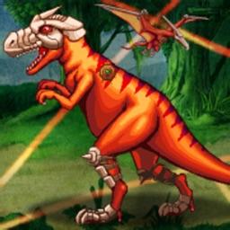 恐龙新世纪快打 - 街机游戏