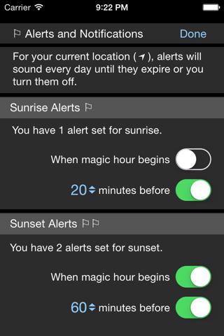 Magic Hour - náhled