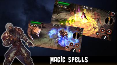 Warrior Games:Got Dragon screenshot two