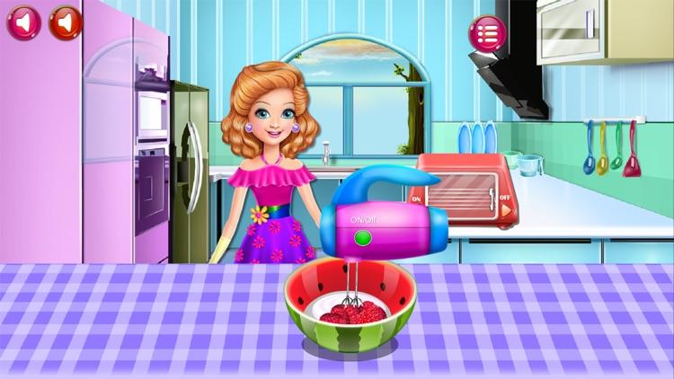 Cooking Game,Sandra's Desserts screenshot-3