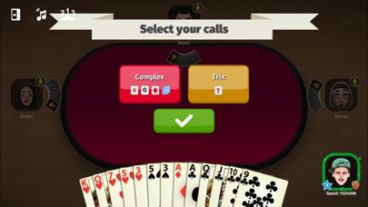 iTrix - The Trix Card Game screenshot three