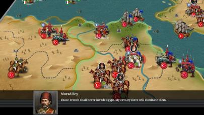 European War 6: 1804Screenshot of 8