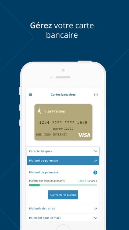 Banque Kolb pour iPhone screenshot-5