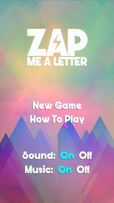 Zap Me A Letter screenshot 1