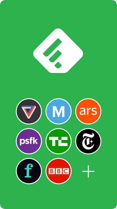 Feedly - Smart News Reader ScreenShot0