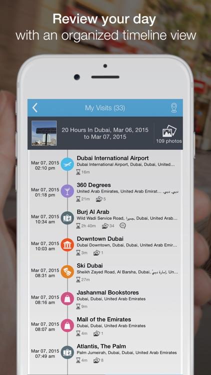 KeepTrax Location Journal screenshot-4