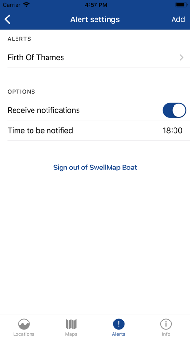 SwellMap Boatのおすすめ画像8