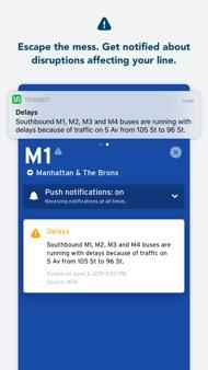 Transit • Subway & Bus Times iphone images