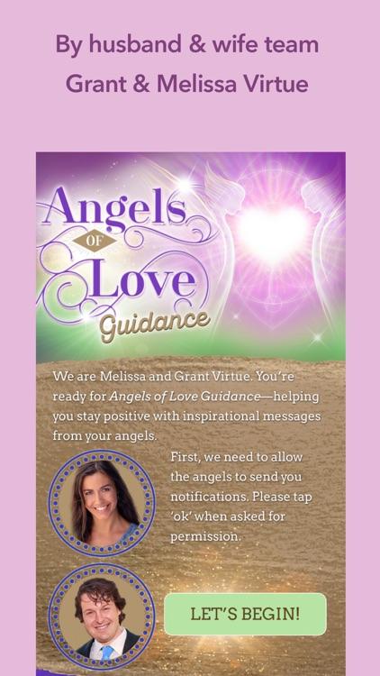Angels of Love Guidance screenshot-4