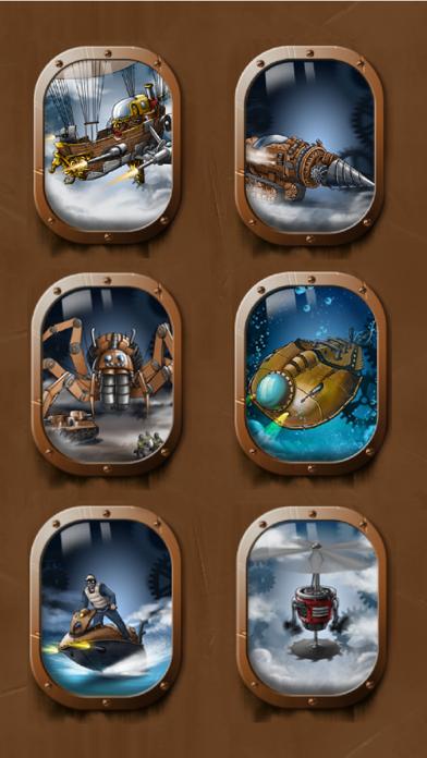 Steampunk Game Mobile screenshot two