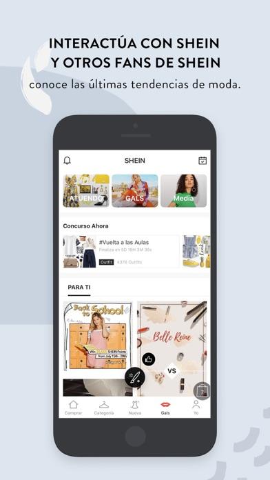 Screenshot for SHEIN-Fashion Online Shopping in Spain App Store