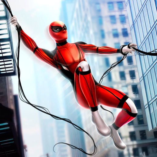 Spider Hero: Criminal City