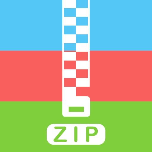 Unarchiver zip rar 7z unzip by Jin Chen
