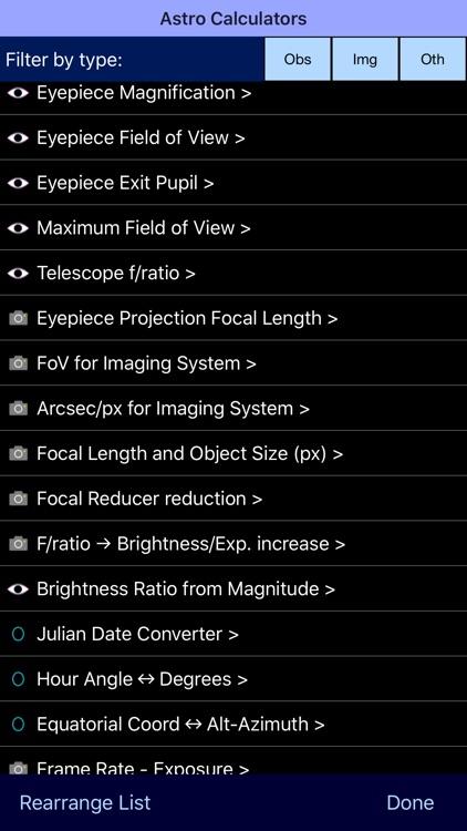 Polar Scope Align Pro Watch screenshot-7