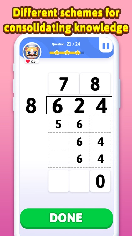 Math Master™ - Happy Math screenshot-3