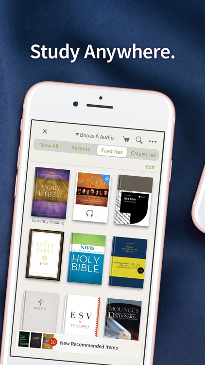 NKJV Bible by Olive Tree screenshot-3