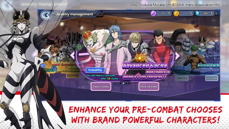 One-Punch Man: Road to Hero screenshot-7